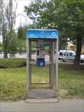 Image for Telefonni budka, Praha, Murmanska/Ruska ulice