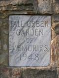 Image for Fall Creek Garden of Memories