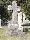 Image for Mrs. B. F. Furey Monument - Oakwood Cemetery Historic District - Fort Worth, TX