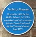 Image for Tenbury Museum, Tenbury Wells, Worcestershire, England
