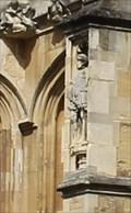 Image for King Henry VIII of England -- St. George's Chapel, Lower Ward, Winsdor Castle, Windsor, Berkshire, UK