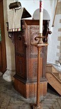 Image for Pulpit - St Peter - Wenhaston, Suffolk