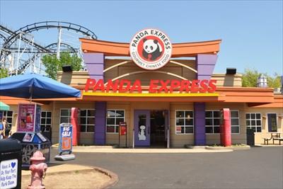 Panda Express Six Flags Saint Louis Eureka Missouri