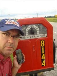 Arc Welder Mailbox - Themed Homemade Mailboxes on Waymarking com