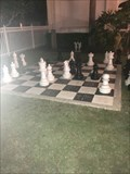Image for Giant Chess, Plantation Tiki Bar.