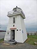 Image for Walton Harbour Lighthouse - Walton, NS