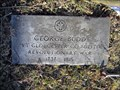Image for George Budd (1737 - 1815) - Old Newtown Friends Burial Ground - Oaklyn, NJ