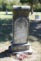 Image for Mattie A. Pace - Wieland Cemetery - Wieland, TX