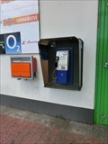 Image for Payphone / Telefonni automat - Trmice, Czech Republic