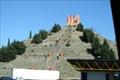 Image for Les marches qui accède au monument frontalier - Le Perthus, Languedoc-Roussillon, France