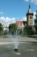 Image for Charles Square Central Fountain  -   Prague, CZ