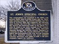 Image for St. John's Episcopal Church - Tuscumbia, AL