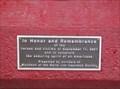 Image for 9/11 Memorial, Pomona Park VFD, Pomona Park, Fla