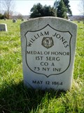 Image for 1st Sergeant William Jones 1864 ~ Fredericksburg, VA