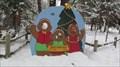 Image for Gringerbread Man Cutout, Santa's Village - Bracebridge, Ontario