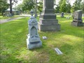 Image for ZINC - Van Zandt Family Monument - Corry, PA