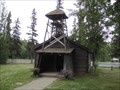 Image for Old St. Nicholas Russian Orthodox Church - Eklutna, Alaska