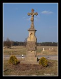Image for The Cross on the crossroad - Vysoké Chvojno, Czech Republic