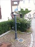 Image for Handpumpe 'Hauptstraße' Holzmaden, Germany, BW