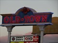 Image for Old Town Neon Sign - Old Town, Kissimmee, Florida