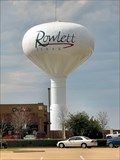 Image for Rowlett water tower - Lakeview Pkwy - Rowlett, TX