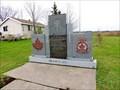 Image for Veterans Memorial - Port Maitland, NS