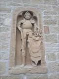Image for Coffin Lid - Kirche St. Nikolaus - Gundelsheim, Germany, BW