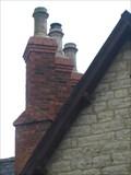 Image for  Old Vicarage  Ambrosden Brick Chimney