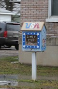 Image for USA Little Free Library -- Brinkley AR