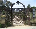 Image for Peralta Community Gardens Gate - Berkeley, California