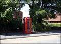Image for Rother Street phone box, Stratford upon Avon, Warwickshire, UK