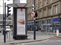 Image for Broadway Advertising Column - Bradford, UK