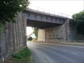 Image for Eisenbahnbrücke 'Kirchholzstraße' - Ergenzingen, Germany, BW
