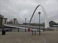 Image for Gateshead Millennium Bridge - Newcastle, UK