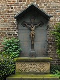 "Image for Churchyard Crosses around Catholic Church ""St. Jakobus der Ältere"" in Ersdorf - NRW / Germany"