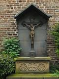 "Image for Churchyard Crosses around Catholic Church ""St. Jakobus der Ältere"" in Ersdorf - NRW / Germany"