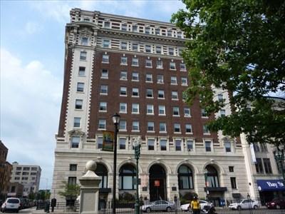 Bancroft Hotel Worcester Ma U S National Register Of Historic Places On Waymarking