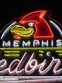 Image for Memphis Redbirds - Artistic Neons - Memphis, Tennessee, USA.