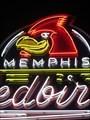 Image for Memphis Redbirds - Artistic Neons - Memphis, Tennessee, USA.