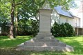 Image for The Confederate Soldier - Wynnewood, OK