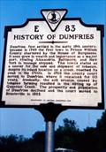 Image for History of Dumfries