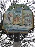 Image for Weedon Bec - Northants Village Sign