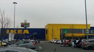 ikea koblenz rhineland palatinate germany satellite imagery oddities on. Black Bedroom Furniture Sets. Home Design Ideas