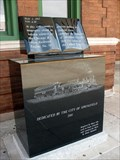 Image for Lincoln Funeral Train Monument - Springfield, IL