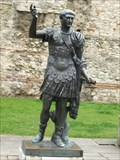 Image for Statue of Trajan, Tower Hill  - London, UK
