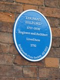 Image for Thomas Telford, Bridgnorth, Shropshire, England