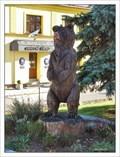 Image for Heraldic Bear - Bernartice, Czech Republic