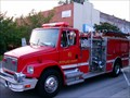 Image for Scotland County Pumper 61 - Station 6 - Laurinburg Fire Department, Laurinburg, NC