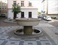 Image for Fountain in Petrskeho street - Prague