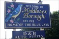 Image for Home of the Blue Jays  -  Middlesex Borough, NJ